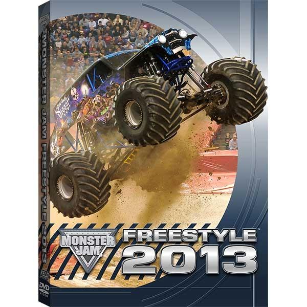 Epic Workout Monster Highlights: Monster Jam Freestyle 2013 DVD
