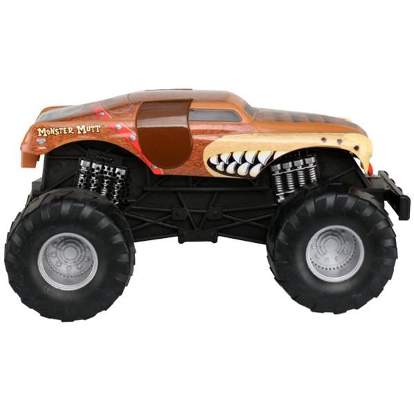 hot wheels monster mutt sound smasher truck. Black Bedroom Furniture Sets. Home Design Ideas