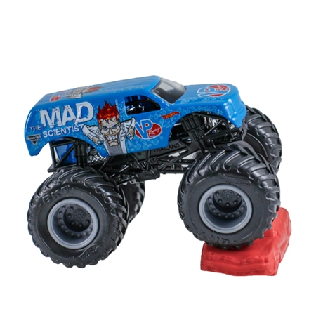 1 64 Hot Wheels Vp Racing Fuels Mad Scientist 174 Truck Re