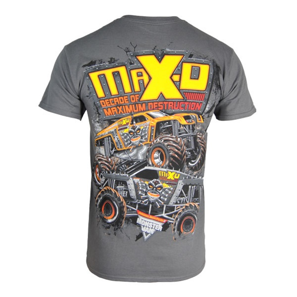 Max D 10th Anniversary Youth Cap |Monster Truck Maximum Destruction 10th Anniversary
